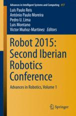 Robot 2015: Second Iberian Robotics Conference