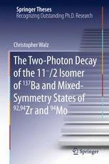 The Two-Photon Decay of the 11-/2 Isomer of 137Ba and Mixed-Symmetry States of 92,94Zr and 94Mo