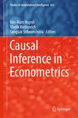 Causal Inference in Econometrics
