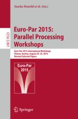 Euro-Par 2015: Parallel Processing Workshops