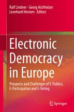 Electronic Democracy in Europe