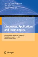 Languages, Applications and Technologies