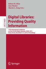 Digital Libraries: Providing Quality Information