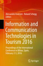 Information and Communication Technologies in Tourism 2016