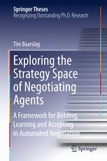 Exploring the Strategy Space of Negotiating Agents