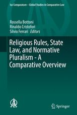 Religious Rules, State Law, and Normative Pluralism - A Comparative Overview