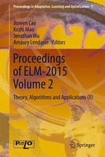 Proceedings of ELM-2015 Volume 2
