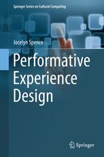 Performative Experience Design