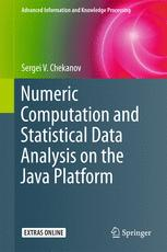Numeric Computation and Statistical Data Analysis on the Java Platform :