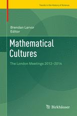 Mathematical Cultures
