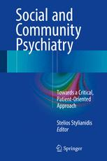 Social and Community Psychiatry