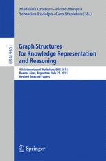 Graph Structures for Knowledge Representation and Reasoning