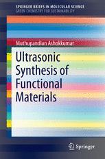 Ultrasonic Synthesis of Functional Materials