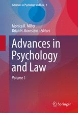 Advances in Psychology and Law : Volume 1