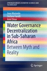 Water Governance Decentralization in Sub-Saharan Africa
