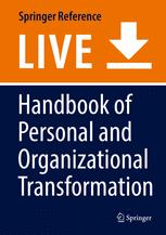 Handbook of Personal and Organizational Transformation