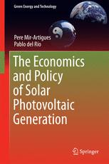 The Economics and Policy of Solar Photovoltaic Generation