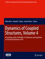 Dynamics of Coupled Structures, Volume 4
