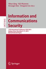 Information and Communications Security