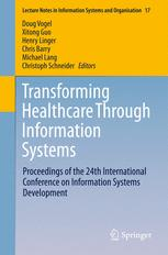 Transforming Healthcare Through Information Systems