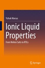 Ionic Liquid Properties