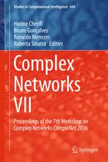 Complex Networks VII