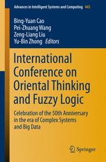 International Conference on Oriental Thinking and Fuzzy Logic