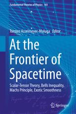 At the Frontier of Spacetime