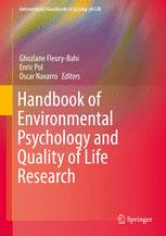 Handbook of Environmental Psychology and Quality of Life Research