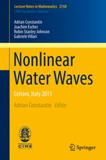 Nonlinear Water Waves