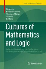 Cultures of Mathematics and Logic