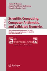 Scientific Computing, Computer Arithmetic, and Validated Numerics