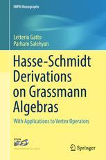 Hasse-Schmidt Derivations on Grassmann Algebras