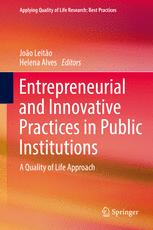 Entrepreneurial and Innovative Practices in Public Institutions