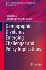 Demographic Dividends: Emerging Challenges and Policy Implications