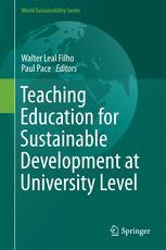 Teaching Education for Sustainable Development at University Level