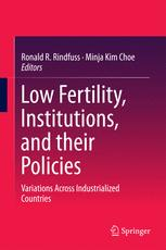 Low Fertility, Institutions, and their Policies