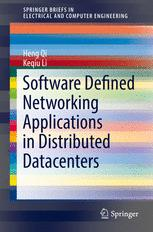 Software Defined Networking Applications in Distributed Datacenters