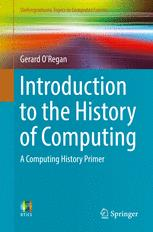 Introduction to the History of Computing