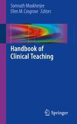 Handbook of Clinical Teaching