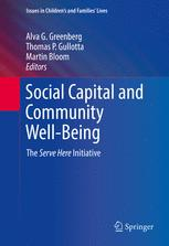 Social Capital and Community Well-Being