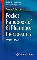 Pocket Handbook of GI Pharmacotherapeutics