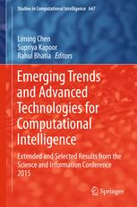 Emerging Trends and Advanced Technologies for Computational Intelligence