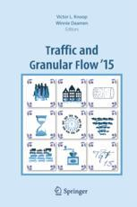 Traffic and Granular Flow '15