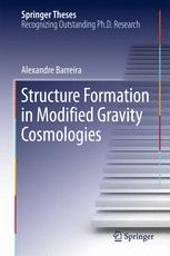 Structure Formation in Modified Gravity Cosmologies
