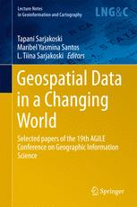 Geospatial Data in a Changing World : Selected papers of the 19th AGILE Conference on Geographic Information Science