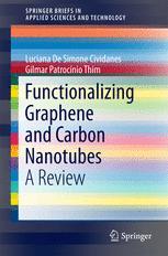 Functionalizing Graphene and Carbon Nanotubes