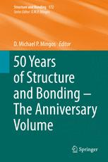 50 Years of Structure and Bonding – The Anniversary Volume