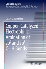 Copper-Catalyzed Electrophilic Amination of sp2 and sp3 C−H Bonds