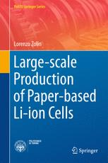 Large-scale Production of Paper-based Li-ion Cells
